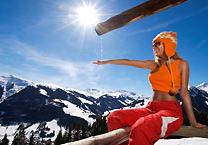 Ostern 2015 im Skigebiet